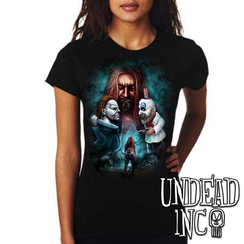 Rob Zombie- Ladies T Shirt