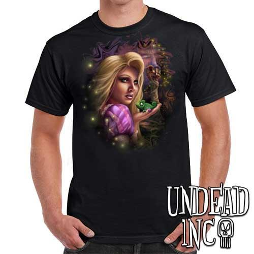 Tangled - Mens T Shirt