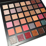 Enchanted Undead Inc 42 Shade Eyeshadow Palette