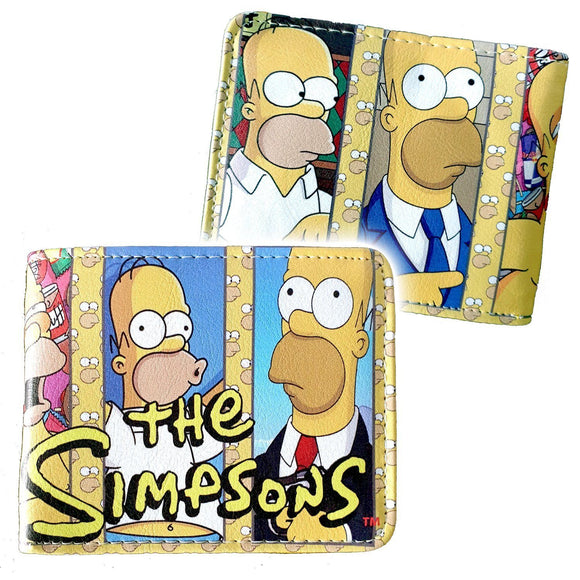 The Simpsons Homer Bifold Wallet