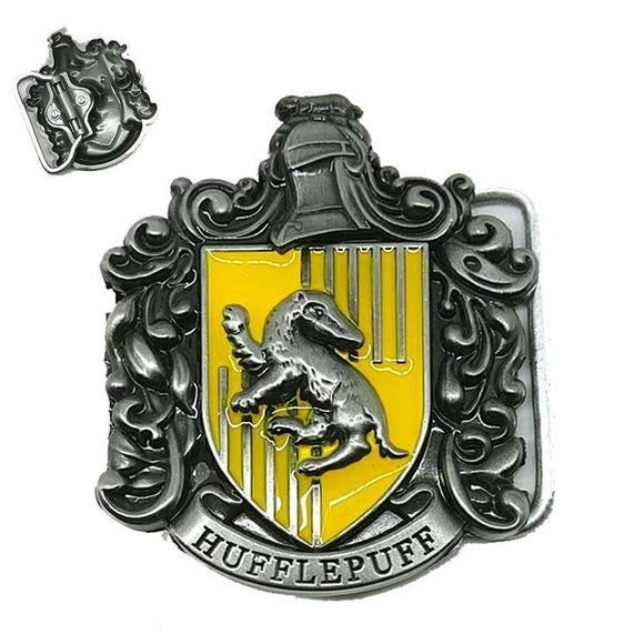 Harry Potter Hufflepuff Belt Buckle