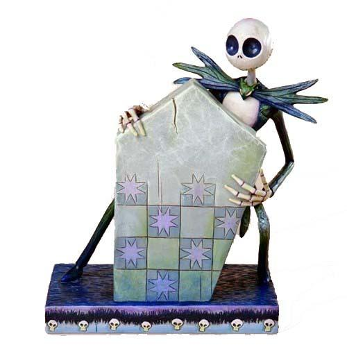 Nightmare Before Christmas Jack Skellington Statue