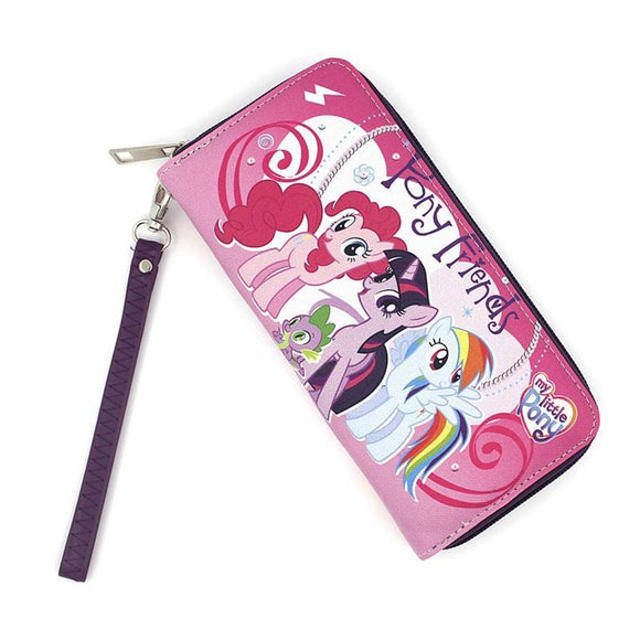 My Little Pony Long Line Wallet Purse