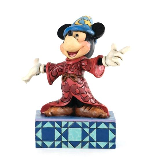 Fantasia Sorcerer Mickey Statue 85th Birthday Special Edition - Undead Inc Disney Statues,