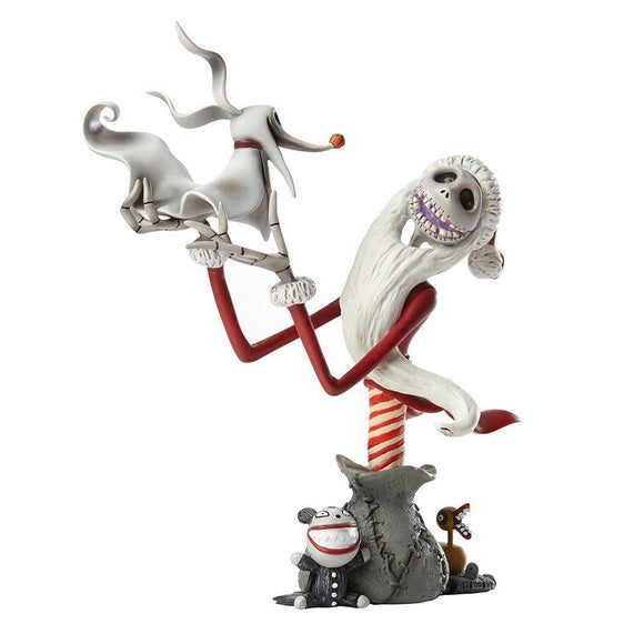 Nightmare Before Christmas Jack Skellington Zero Bust Limited Edition Bust Statue