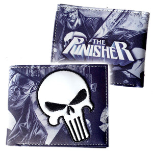 The Punisher Bifold Wallet
