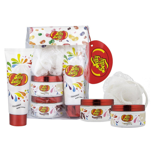 Jelly Belly Bath & Body Set