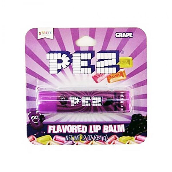 PEZ Grape Candy Flavoured Lip Balm