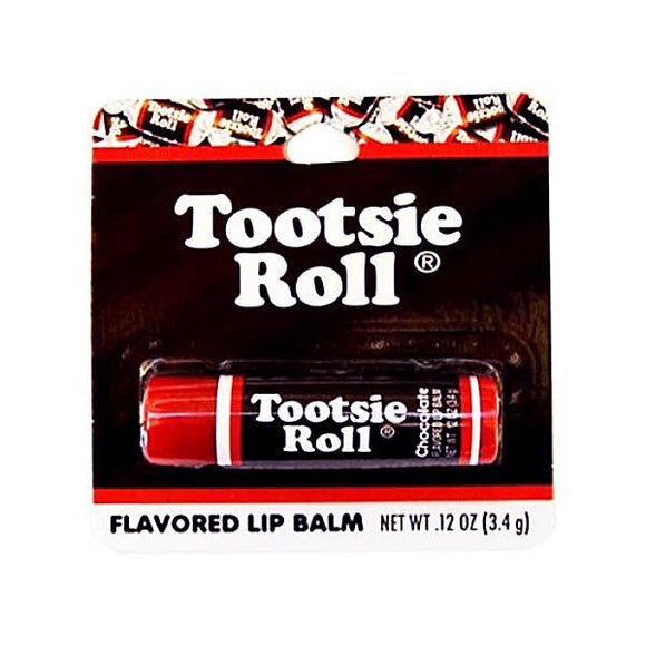 Tootsie Roll Candy Flavoured Lip Balm