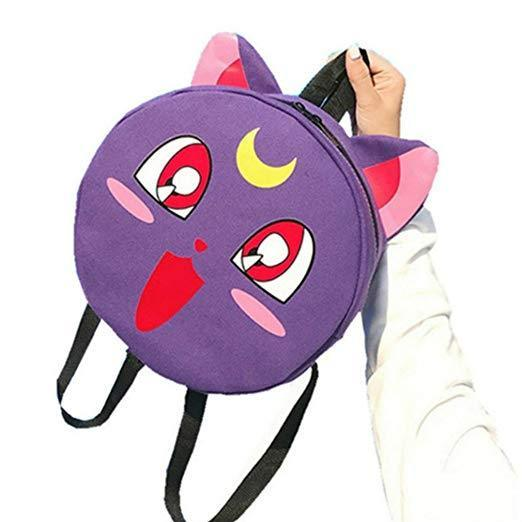 Sailor Moon Luna Backpack