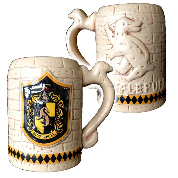 Harry Potter Hufflepuff Stein Mug
