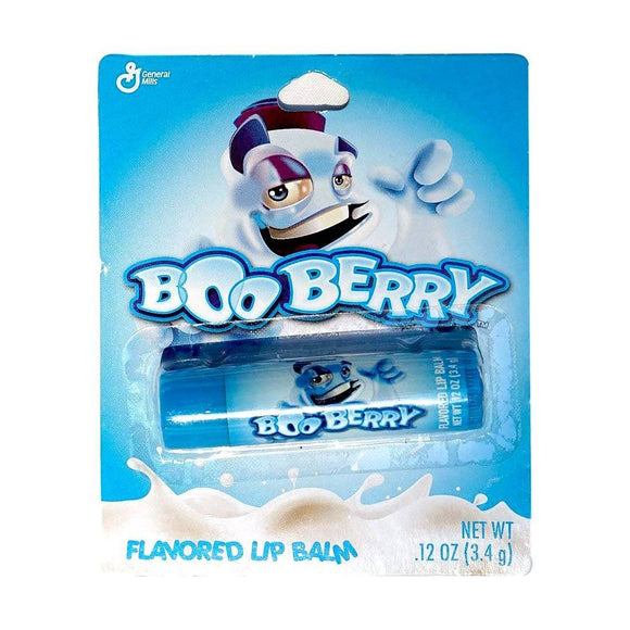 Boo Berry Flavoured Lip Balm - Undead Inc Lip Balm,