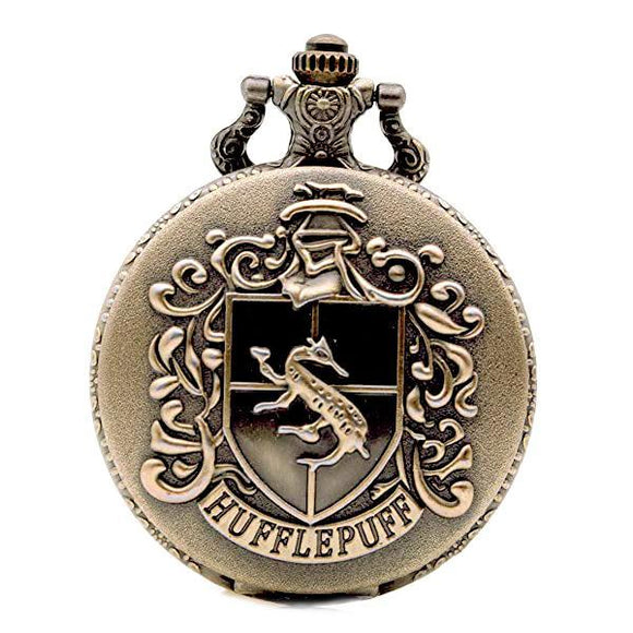 Harry Potter Hufflepuff Pocket Watch