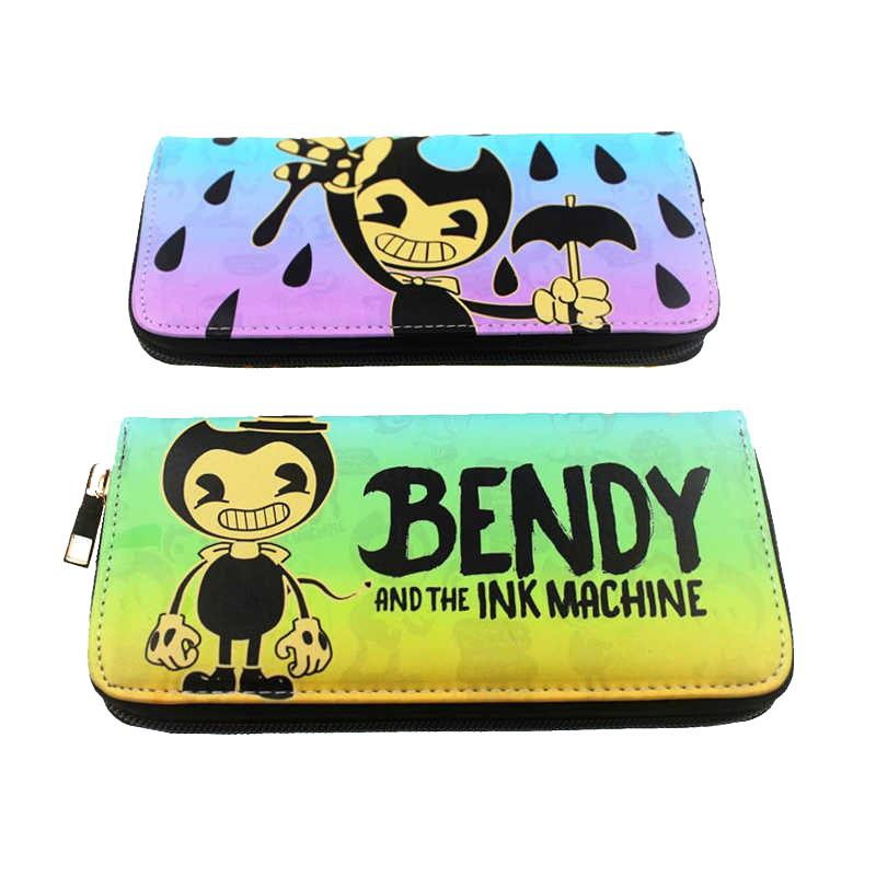 Bendy And The Ink Machine Long Line Wallet