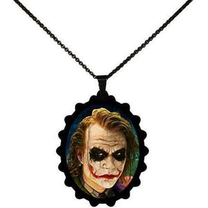 Joker Portrait - Batman STAINLESS STEEL Necklace