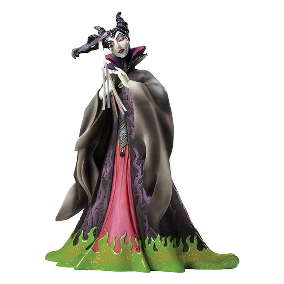 Disney Villains Maleficent Masquerade Couture Statue - Undead Inc Disney Statues,