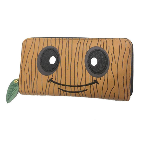 Guardians Of The Galaxy GROOT Long Line Wallet Purse