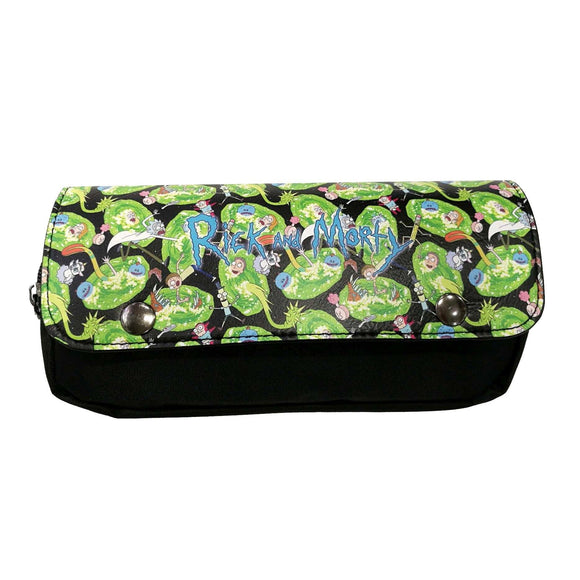 Rick & Morty Cosmetics - Toiletries Bag