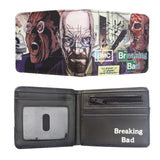 Breaking Bad Comic Book Style PU Leather Wallet - Undead Inc Wallet,