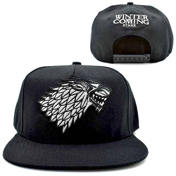 Game Of Thrones Winter Is Coming Cap Hat