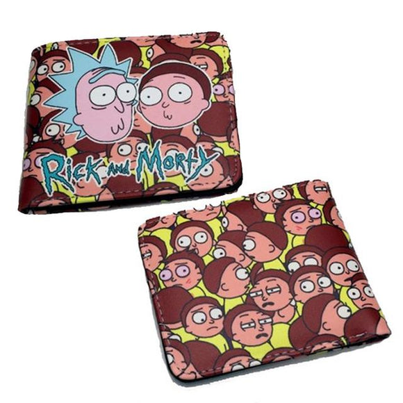 Rick and Morty Clones Wallet