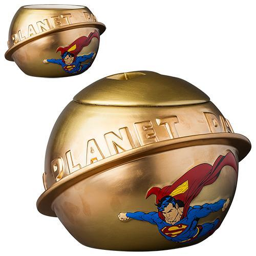 Superman Daily Planet Storage / Cookie Jar