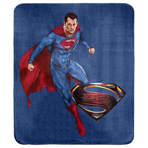 Superman Fleece Blanket Blanket DC Comics