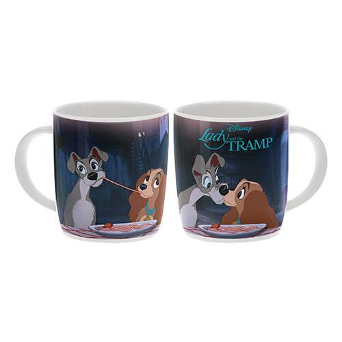 Disney Lady & The Tramp Mug
