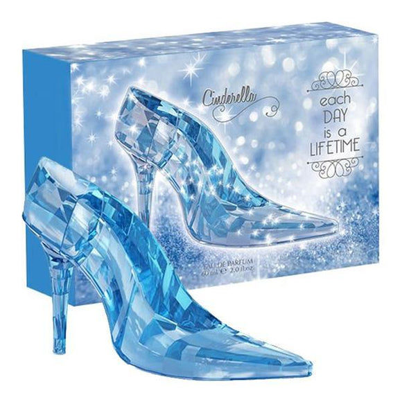 Cinderella Glass Slipper Disney Women's Perfume - Undead Inc Fragrance,