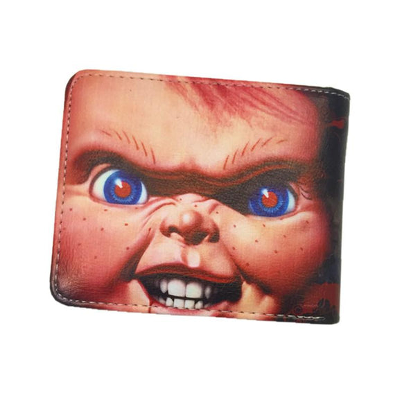 Chucky Horror Movie Wallet - Undead Inc Wallet,