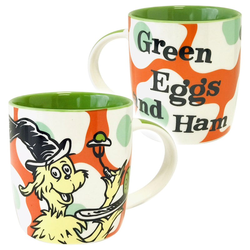 Dr Seuss Green Eggs And Ham - Sam Mug Drinkware Dr Seuss