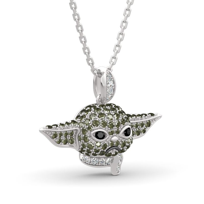 The Child - Mandalorian Necklace Necklace Star Wars