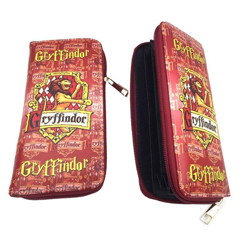 Harry Potter Gryffindor Long Line Wallet Wallet Harry Potter