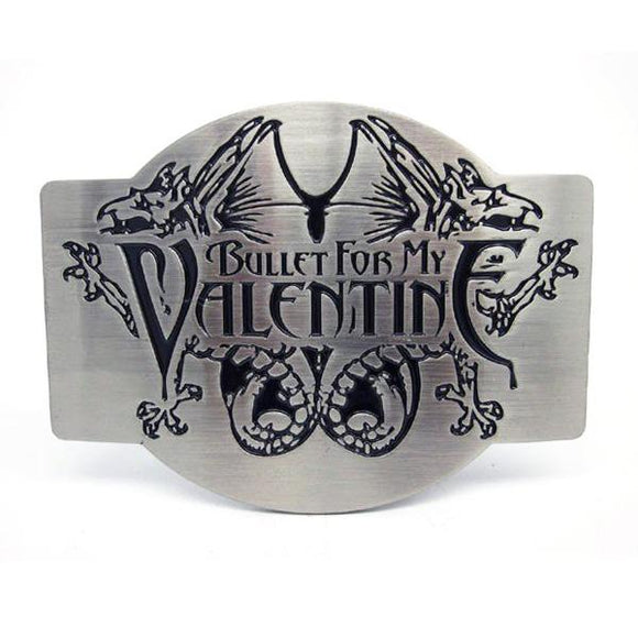 Bullet For My Valentine Belt Buckle - Undead Inc Belt Buckle,