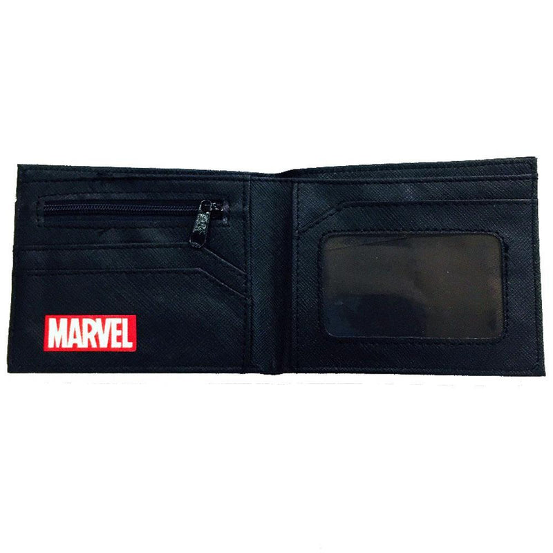 Black Panther Bifold Wallet - Undead Inc Wallet,