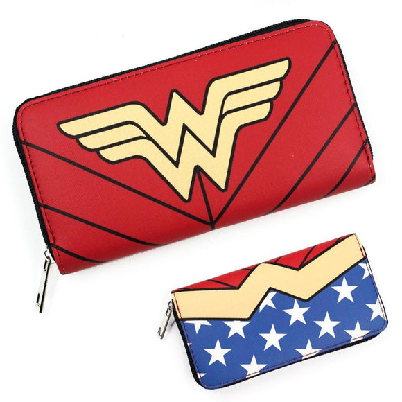 Wonder Woman Long Line Wallet
