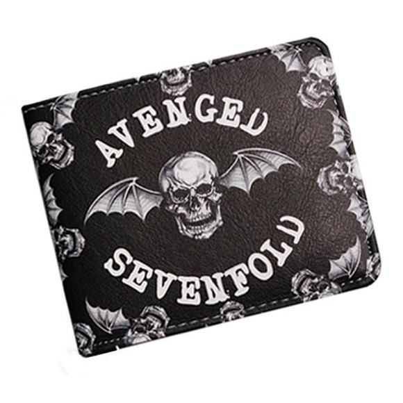Avenged Sevenfold Wallet - Undead Inc Wallet,