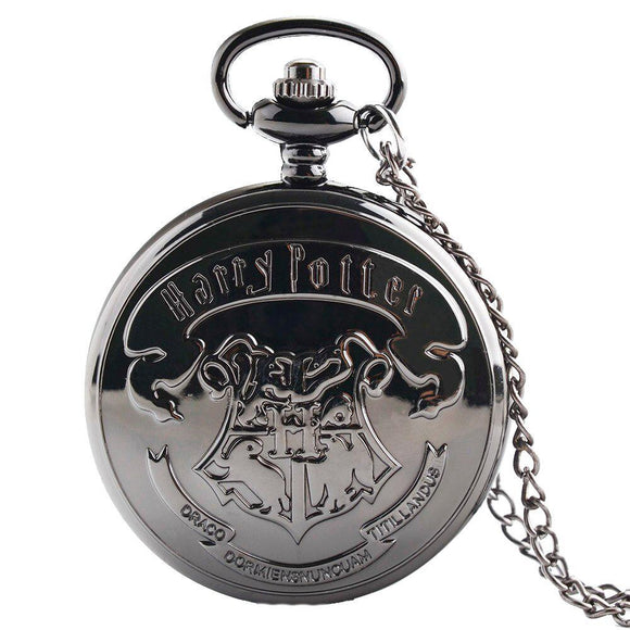 Harry Potter Crest Pocket Watch