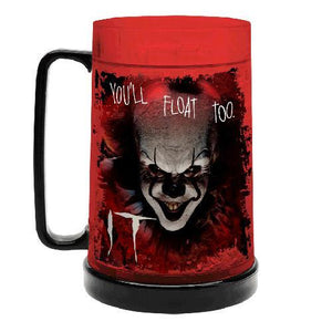 IT Pennywise Freeze Cooler Drinking Stein Mug