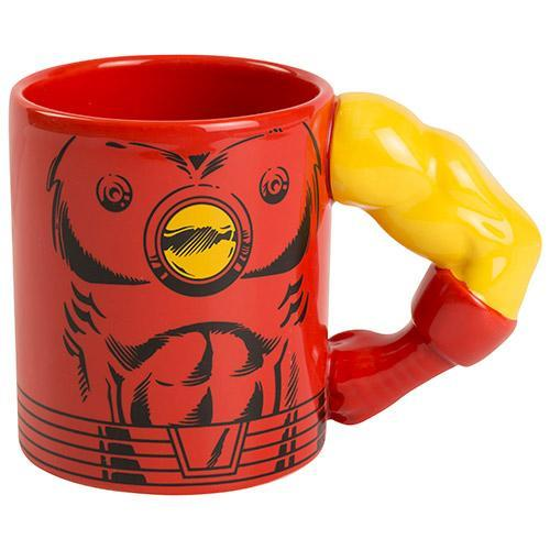 Iron Man Arm Mug