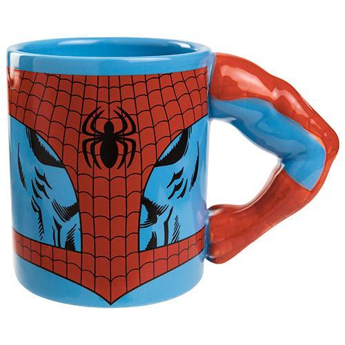 Spider Man Arm Mug