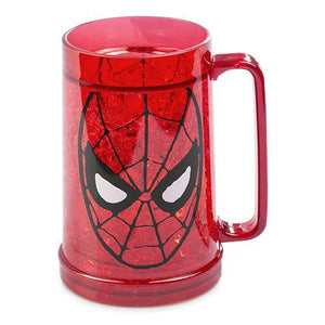 Spider-man Freeze Cooler Drinking Stein Mug