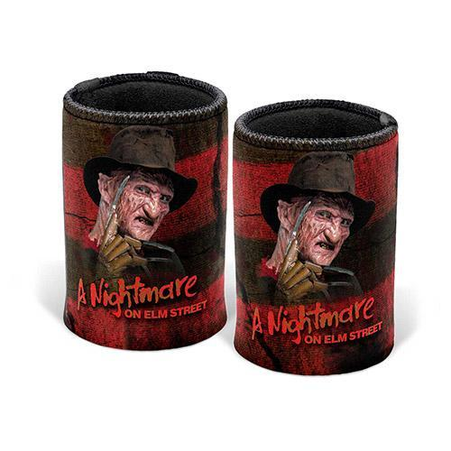 Freddy Nightmare On Elm St Stubby Cooler