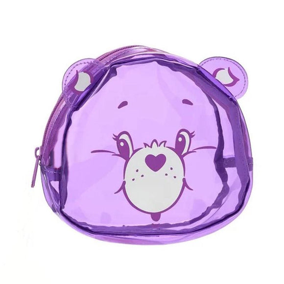 Care Bears Purple Toiletries Makeup Cosmetics Bag - Undead Inc Cosmetics Bag,