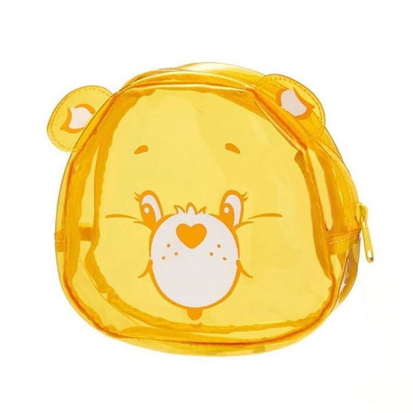 Care Bears Yellow Toiletries Makeup Cosmetics Bag - Undead Inc Cosmetics Bag,