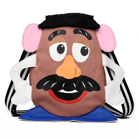 Mr Potato Head Toy Story Shoulder Bag