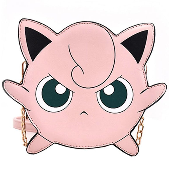 Pokemon Jigglypuff Cross body / Shoulder Bag