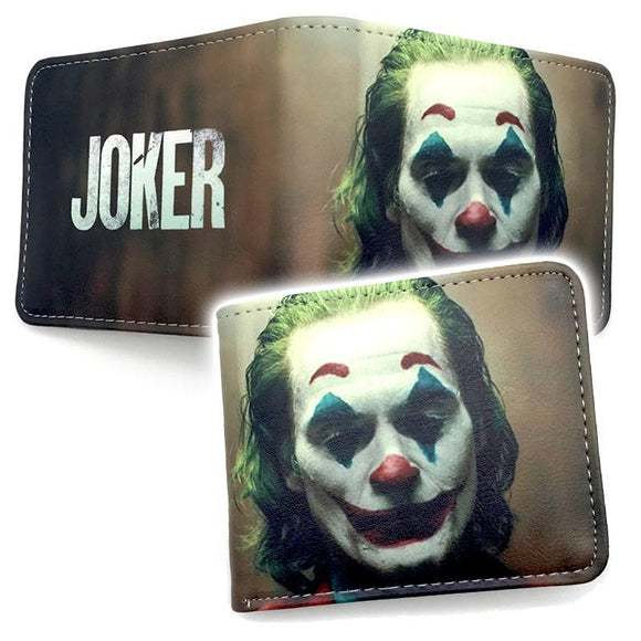 JOKER The Movie Bifold Wallet