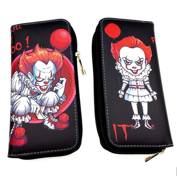 IT Pennywise Long Line Wallet