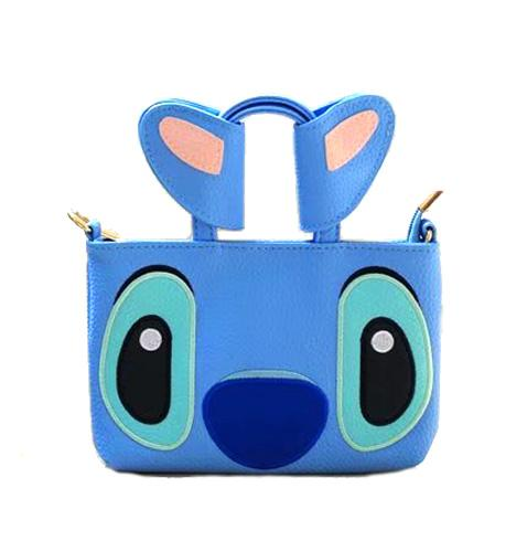 Stitch Hand Bag With Removable Cross Body Strap